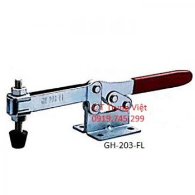 Kẹp định vị GH-203-FL, cam kẹp LD-203-FL