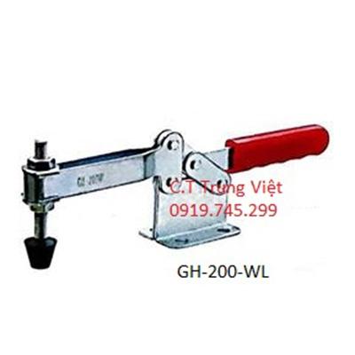 Kẹp định vị GH-200-WL, cam kẹp LD-200-WL