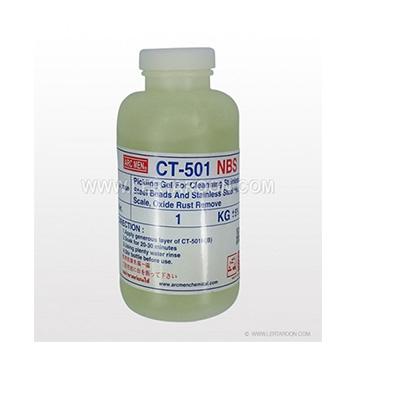Dung dịch tẩy mối hàn inox CT501NB, a xít tẩy mối hàn Inox CT501NB