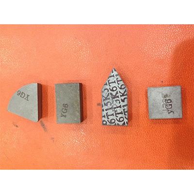 Mảnh dao tiện T15k6-6mm, Mảnh dao tiện T15k6-8mm